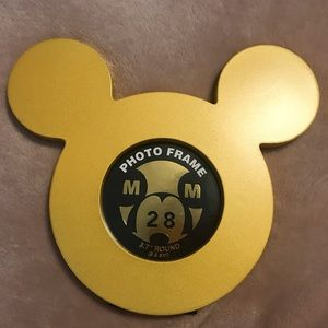 NWT Mickey Mouse Icon Picture Frame